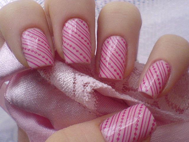 Как использовать стемпинг для дизайна ногтей