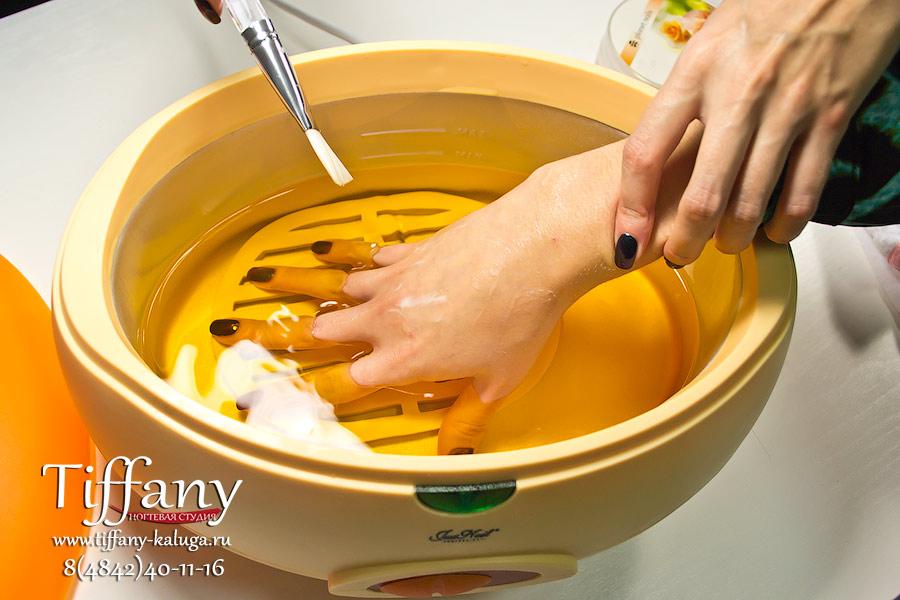 Парафинотерапия рук и ног в Калуге